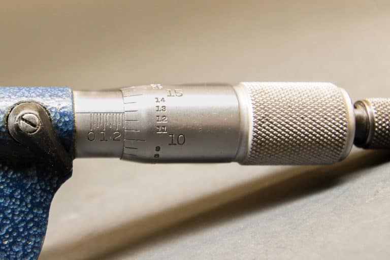 """A micrometer reading of .263"""""""