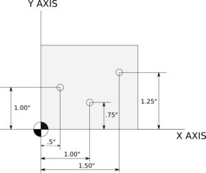 A technical drawing