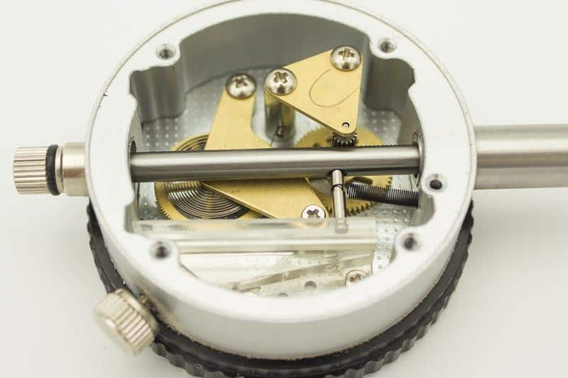 anatomy of a dial indicator