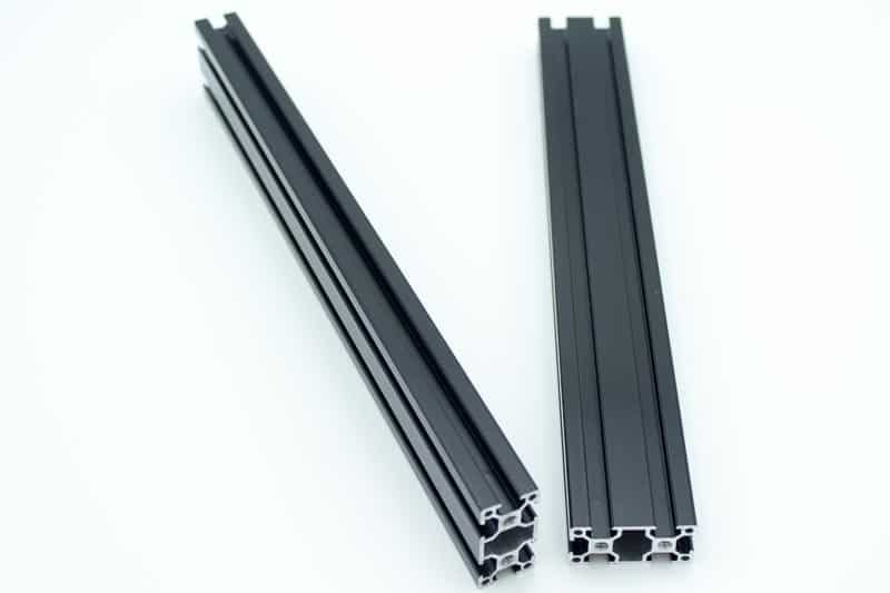 3018 side extrusions