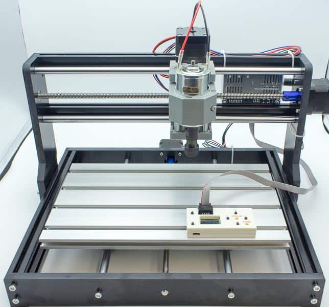 3018 cnc machine completed