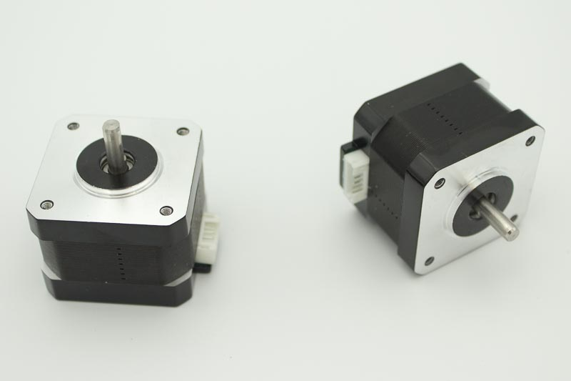3018 stepper motors