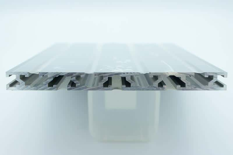 3018 table extrusion