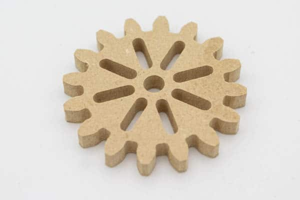 16 tooth spur gear