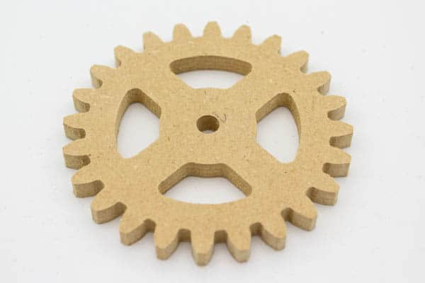 24 tooth spur gear