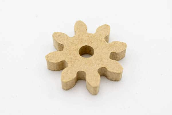 8 tooth spur gear