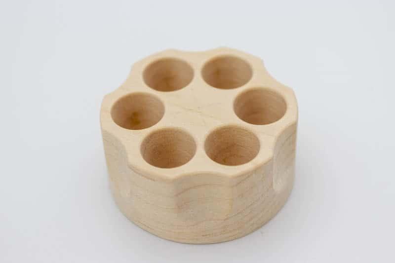 wooden er11 holder