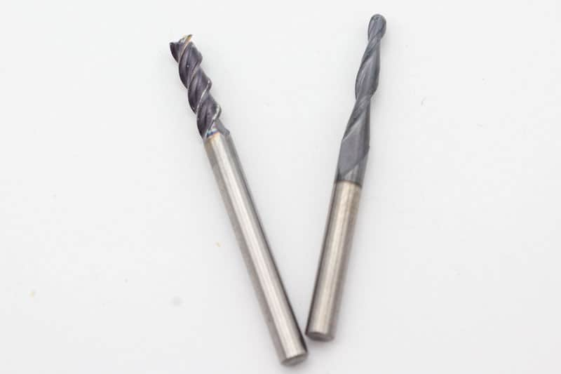 2 end mills